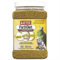 Kaytee Products Inc - Forti-diet Pro Health Egg-cite Supplement 19 Ounce