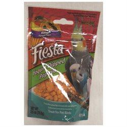 Kaytee Products Inc - Fiesta Yogurt Dipped Papaya- Mango 2.5 Ounce