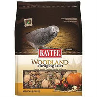 Kaytee Products Inc Woodland Foraging Diet Parrot 4 Pound