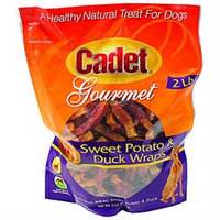 Ims Trading Corporation Sweet Potato And Duck Wraps 2 Pound