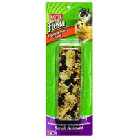 Kaytee Products Inc 100504122 Fiesta Fruity/Nutty Stick Sml Animal 2.5 Ounce