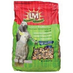 L & M Animal Farms L/M Animal Farms 12212 Lm Parrot Diet 20 Pound
