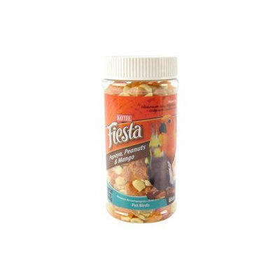 Kaytee Products Inc - Fiesta Papayapeanut & mango Treat Jar 8 Ounce