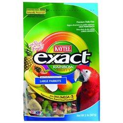 Kaytee Products Inc - Exact Rainbow Fruity- Large Parrot 2 Pound
