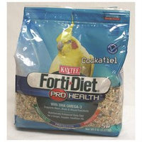 Kaytee Products Inc - Forti-diet Pro Health- Cockatiel 5 Pound