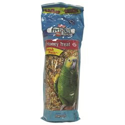 Kaytee Forti Diet Pro Health Parrot Honey Stick Value 7Oz