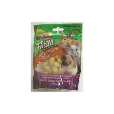 Kaytee Products Inc - Fiesta Yogurt Dips- Banana 3.5 Ounce