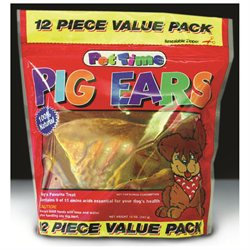 I M S Trading Corp Ims Trading Corporation - Pig Ears 12 Pack - 00861-00867