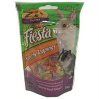 Kaytee Products Inc - Fiesta Healthy Topping- Papaya 2.5 Ounce