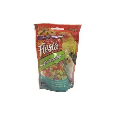 Kaytee Products Inc - Fiesta Healthy Toppings- Papaya 2.5 Ounce