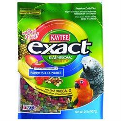 Kaytee Products Wild Bird Exact Rainbow Fruity Bird Food
