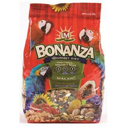 L/M Animal Farms 12240 Bonanza Macaw 6 Pound