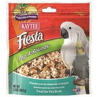 Kaytee Products Inc Fiesta Poparounds Treat Pet Birds Pineapple 2 Ounce