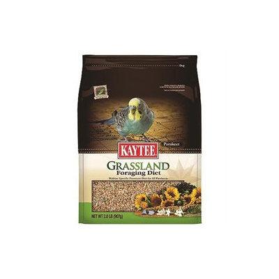 Kaytee Products Inc Grassland Foraging Diet Parakeet 2 Pound