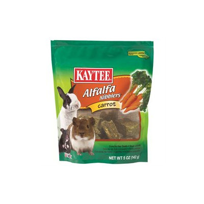 Kaytee Products Inc 100032801 Nibbler Carrot 4 Ounce