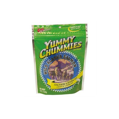 Arctic Paws Yummy Chummies Crunchy Salmon Dog Treats