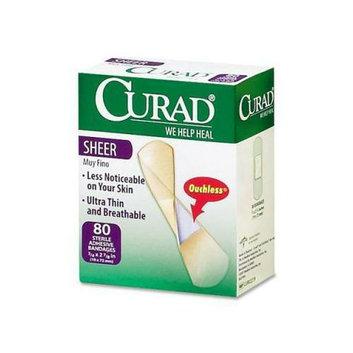 Medline CURAD Sheer Bandage