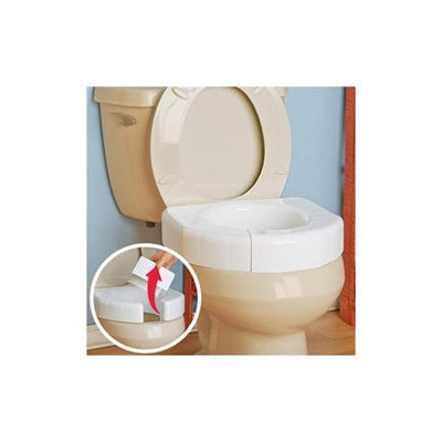 Ableware Basic Closed Front Elevated Toilet Seat