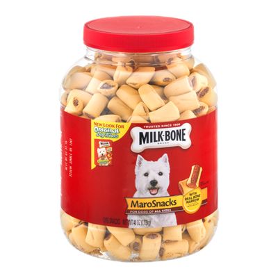 Milk-Bone MaroSnacks