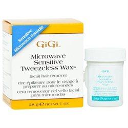GiGi Microwave Tweezeless Wax - Sensitive