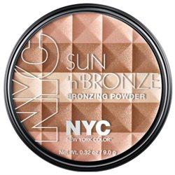 Coty NYC Sun N Bronze Bronzing Powder 706 - Hampton Radiance