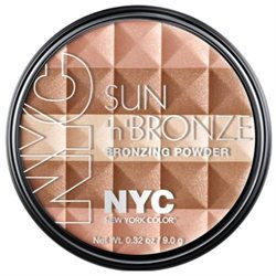Coty NYC Sun N Bronze Bronzing Powder 706 - Hampton Radiance