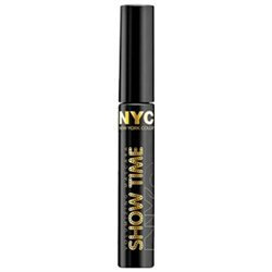 New York Color Show Time Mascara, Volumizing, Extreme Black 847, 0.27 fl oz (8 ml)