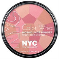 NYC Color Wheel Mosaic Face Powder