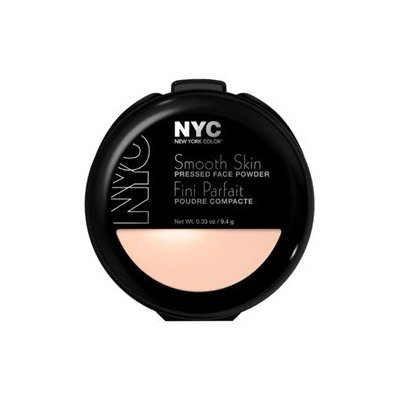 Face Powder Pressed Smooth Skin NYC - New York Color