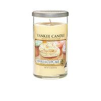 Yankee Candle Vanilla Cupcake Pillar