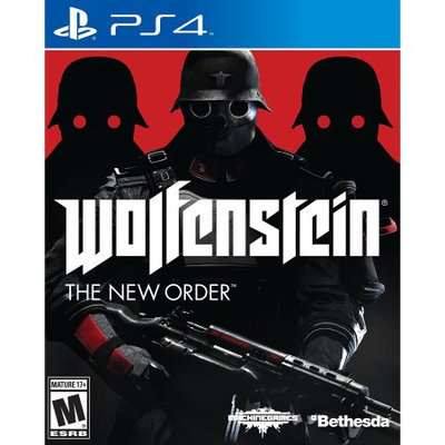 Bethesda Pre-Owned Wolfenstein The New Order for Sony PS4
