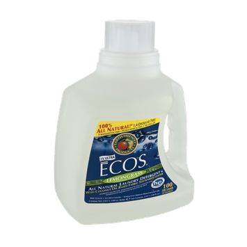 Ecos Lemongrass All Natural Laundry Detergent