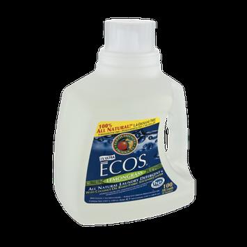 Ecos Lemongrass All Natural Laundry Detergent