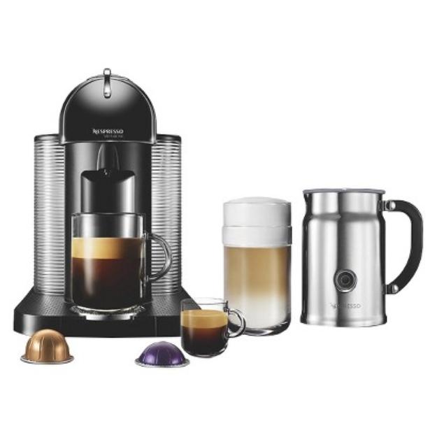 Nespresso VertuoLine Coffee and Espresso Machine with Milk Frother,