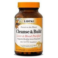 Lidtke Technologies - Cleanse and Build - 90 Capsules