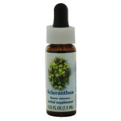 Flower Essence Services - Healing Herbs Dropper Scleranthus - 0.25 oz. CLEARANCE PRICED