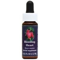 Flower Essence Bleeding Heart Dropper - 0.25 fl oz