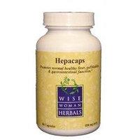 Wise Woman Herbals - Hepacaps 550 mg. - 90 Capsules