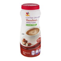 Ahold Hazelnut Sugar Free Coffee Creamer