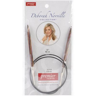 Sierra Accessories Deborah Norville Fixed Circular Needles 32 -Size 10.5/6.5mm