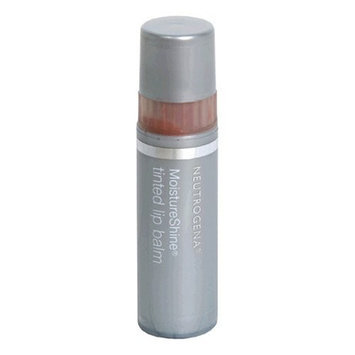 Neutrogena MoistureShine Tinted Lip Balm, SPF 20, Glow 10, 0.14 Ounce (4.0 g) (Pack of 2)