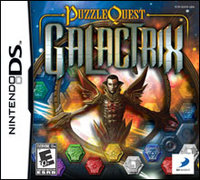 D3 Publisher of America Puzzle Quest: Galactrix