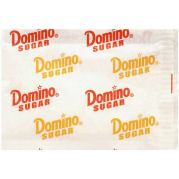Domino Foods Domino Pure Cane Sugar Packets, 2000 count, 12.50 lbs