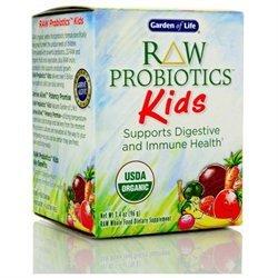 Garden of Life, RAW Probiotics Kids 3.4 oz