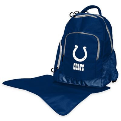 Lil Fan NFL Indianapolis Colts Diaper Backpack