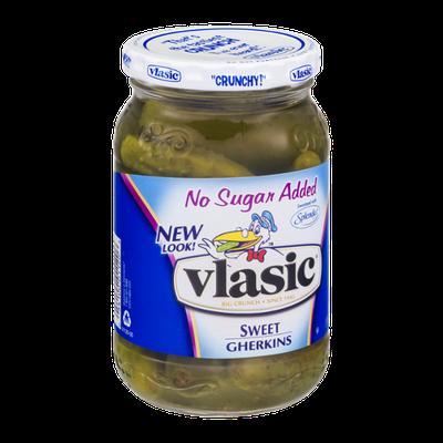 Vlasic No Sugar Added Sweet Gherkins