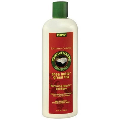 Roots Of Nature Nurturing Repair Shampoo With Green Tea and Shea Butter - 10 oz