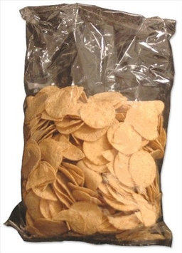 Benchmark USA Nacho Chips 6 - 2 lb. Bags 53001