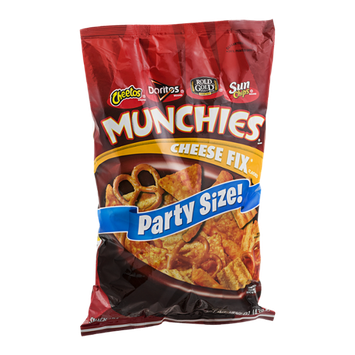 Munchies Cheese Fix Snack Mix Party Size!