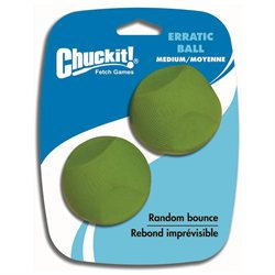 Canine Hardware Chuckit! Erratic Ball Medium